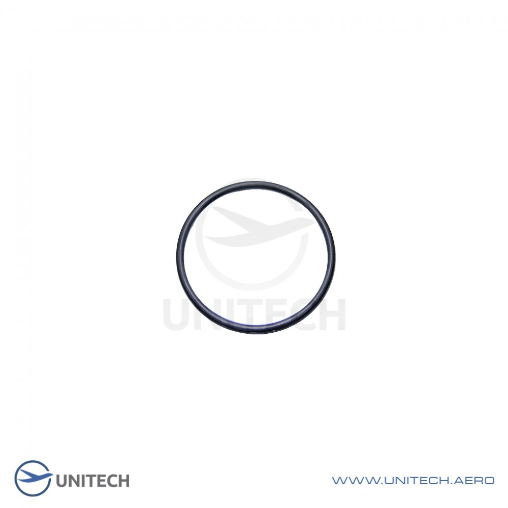 Round cross section O-rings made of oil and gasoline resistant rubber
