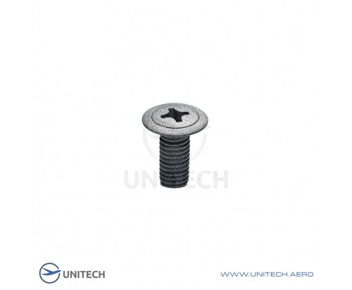 Cross-slotted raised countersunk head screws <120