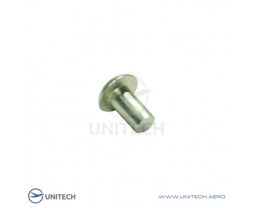 Mushroomhead rivets